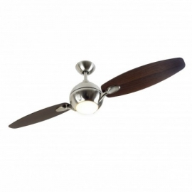 Propeller nickel με φωτιστικό και τηλεχειρισμό της Fantasia