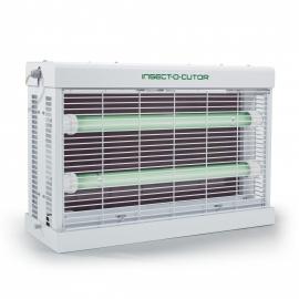 Εντομοπαγίδα IND 65 λευκή της INSECT-O-CUTOR για χώρους με υψηλή υγρασία