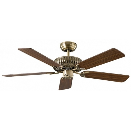 ECO Imperial 132 Antique Brass με DC μοτέρ και τηλεχειρισμό της Casafan.