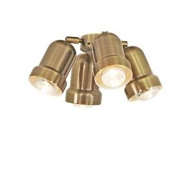 Φωτιστικό Σποτ 4 για ανεμιστήρες οροφής Casafan