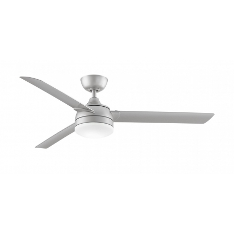 Outdoor ceiling fan xeno wet nickel with led light by fanimation outdoor ceiling fan xeno wet nickel with led light by fanimation aloadofball Images
