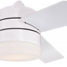 Alta Vista 122 Λευκός με LED φωτιστικό της Westinghouse