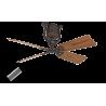 Roadhouse BA 132 Oak/Walnut με τηλεχειρισμό by Casafan