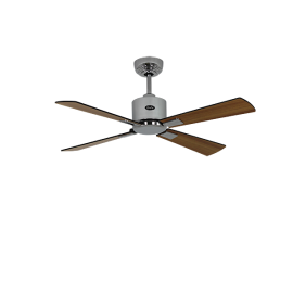 NEO ECO II 103 CH μαύρος/teak με DC μοτέρ και τηλεχειρισμό της Casafan.