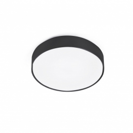 LED Φωτιστικό μαύρο για ανεμιστήρες οροφής Winche της FARO