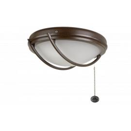 Φωτιστικό Patio (ΙP54) της Fantasia για ανεμιστήρες οροφής εξωτερικού χώρου