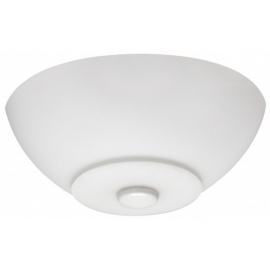 Luminaire λευκό φωτιστικό για ανεμιστήρες Hunter Flight